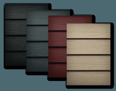 composite material siding
