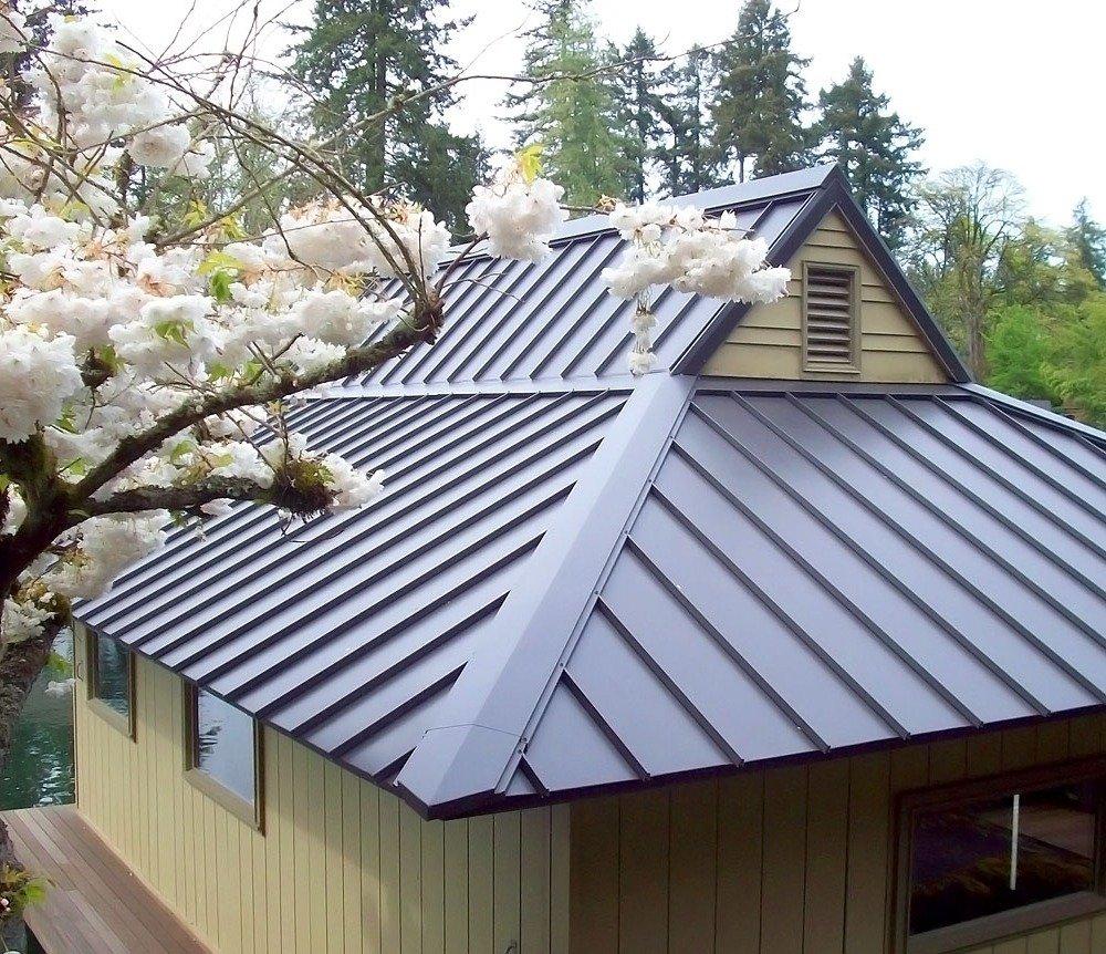 custom bilty metal roof