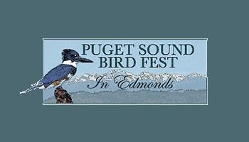 Puget sound bird fest logo